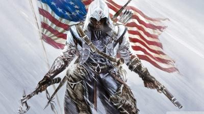 Artwork ke hře Assassin´s Creed III