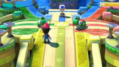 Screen ze hry Nintendo Land