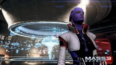 Screen ze hry Mass Effect 3