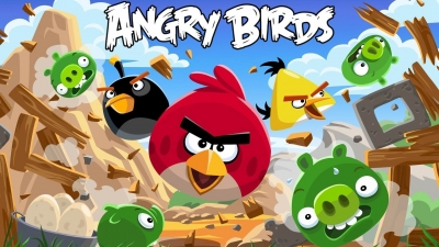 Artwork ke hře Angry Birds Trilogy