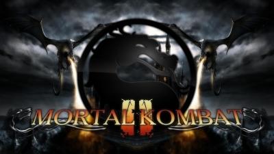 Artwork ke hře Mortal Kombat II