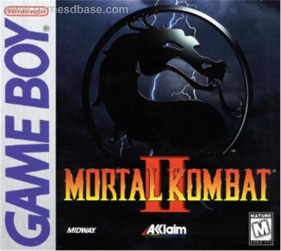 Obal hry Mortal Kombat II