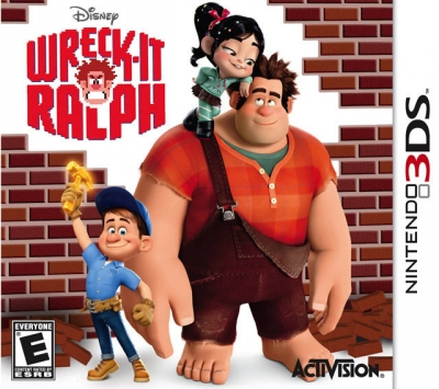 Obal hry Wreck-It Ralph