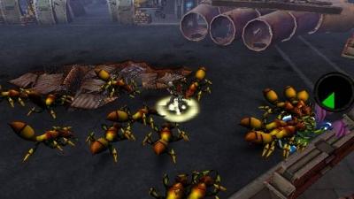 Screen ze hry Centipede: Infestation