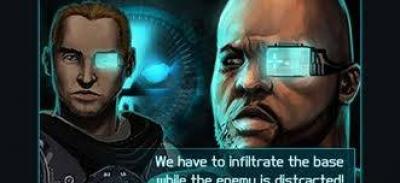 Screen ze hry Tom Clancy´s Ghost Recon: Shadow Wars