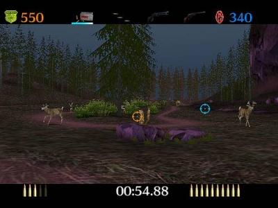 Screen ze hry Deer Drive