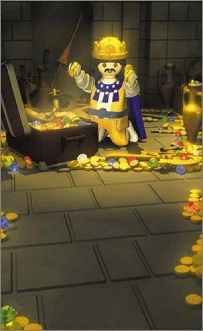 Screen ze hry Playmobil: Knights