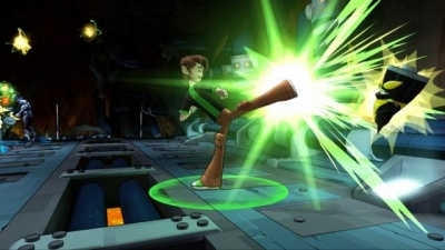 Screen ze hry Ben 10: Omniverse