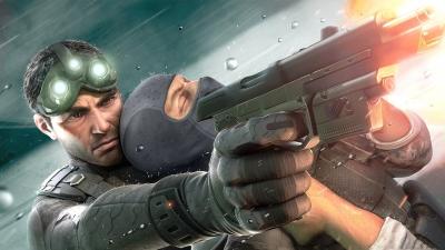 Artwork ke hře Tom Clancy´s Splinter Cell 3D