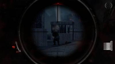 Screen ze hry Sniper Elite V2