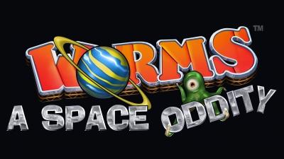 Artwork ke hře Worms A Space Oddity