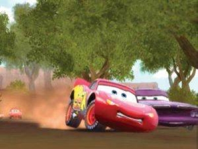 Screen ze hry Cars