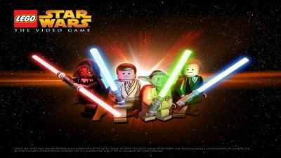 Artwork ke hře LEGO Star Wars: The Video Game