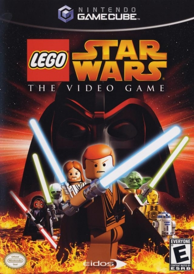 Obal hry LEGO Star Wars: The Video Game