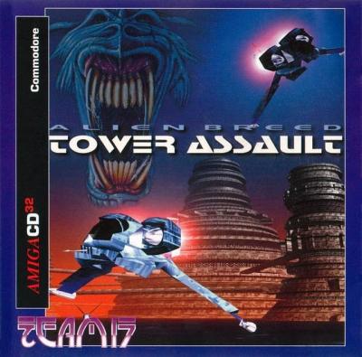 Obal hry Alien Breed: Tower Assault