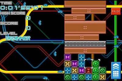 Screen ze hry Planet Puzzle League