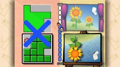 Screen ze hry Big Brain Academy: Wii Degree