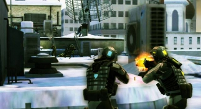Screen ze hry Tom Clancy´s Ghost Recon