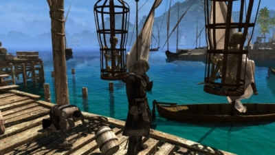Screen ze hry Assassin´s Creed IV: Black Flag