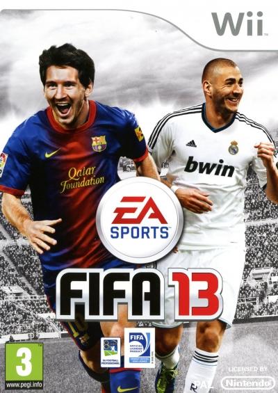 Obal hry FIFA 13