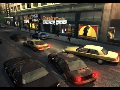 Screen ze hry True Crime: New York City
