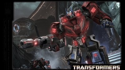 Artwork ke hře Transformers: Ultimate Battle Edition