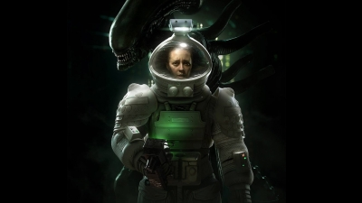 Artwork ke hře Alien: Isolation