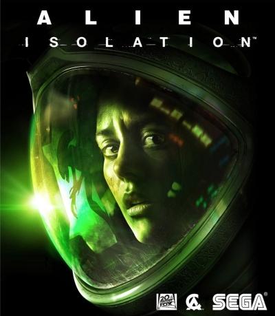 Obal hry Alien: Isolation