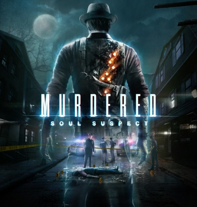 Obal hry Murdered: Soul Suspect