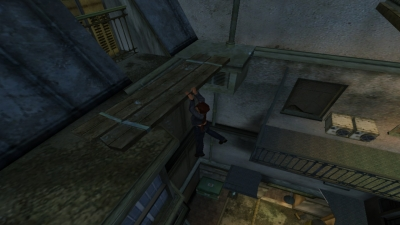 Screen ze hry Tomb Raider VI: The Angel of Darkness