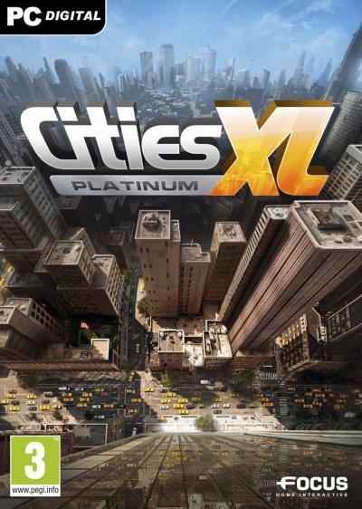 Artwork ke hře Cities XL Platinum
