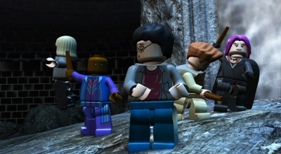 Screen ze hry LEGO Harry Potter: Years 5-7