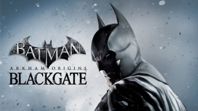 Screen Batman: Arkham Origins Blackgate Deluxe Edition