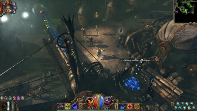 Screen The Incredible Adventures of Van Helsing II