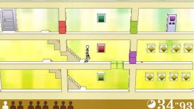 Screen ze hry Echoshift