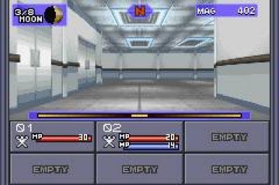 Screen Shin Megami Tensei