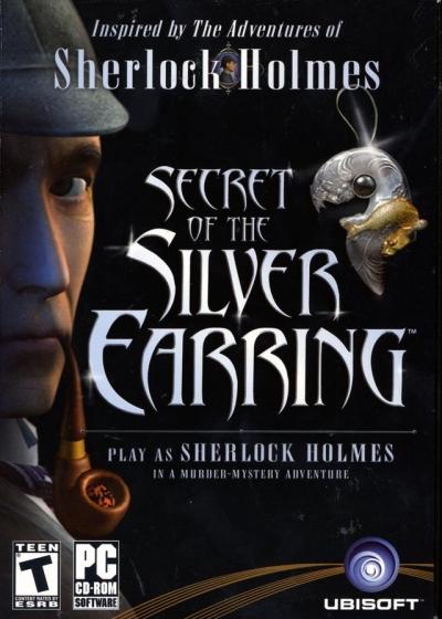 Screen Sherlock Holmes: The Secret of the Silver Earring