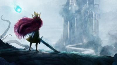 Screen Child of Light