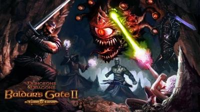 Screen Baldur´s Gate II: Enhanced Edition