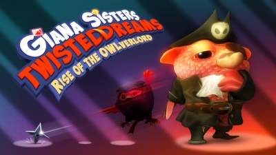 Screen Giana Sisters: Twisted Dreams - Rise of the Owlverlord