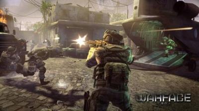 Screen ze hry Warface