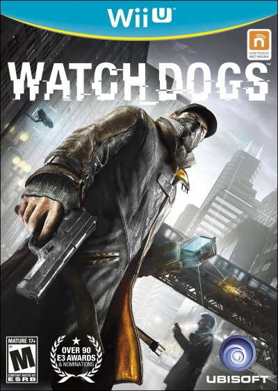 Screen Watch Dogs