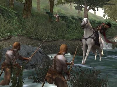 Screen ze hry King Arthur