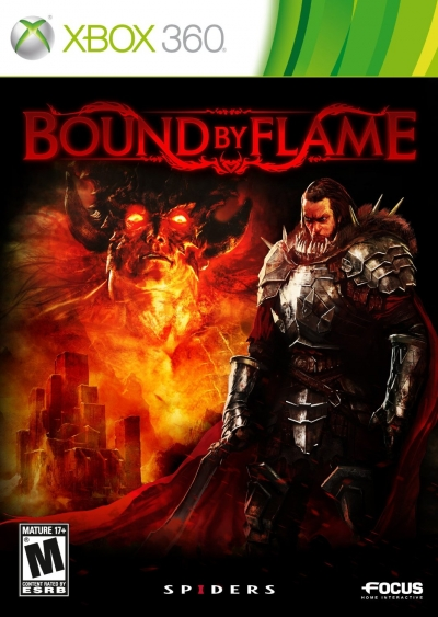 Screen Bound by Flame