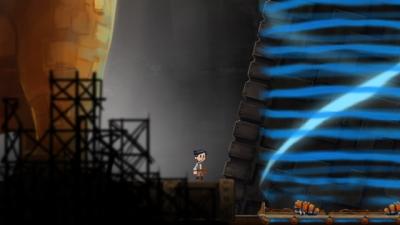 Screen ze hry Teslagrad