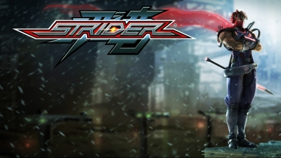Screen Strider