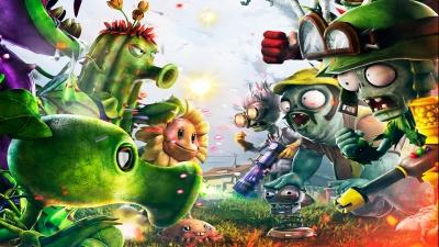 Screen Plants vs. Zombies: Garden Warfare