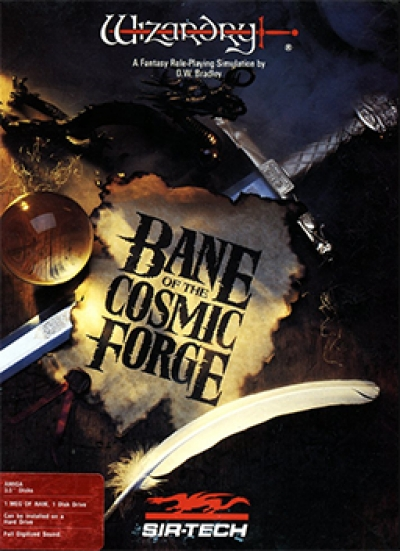 Screen Wizardry 6: Bane of the Cosmic Forge
