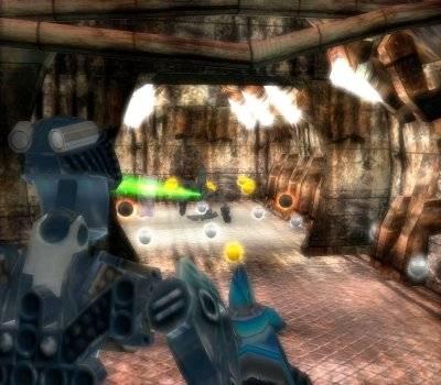 Screen ze hry Bionicle Heroes