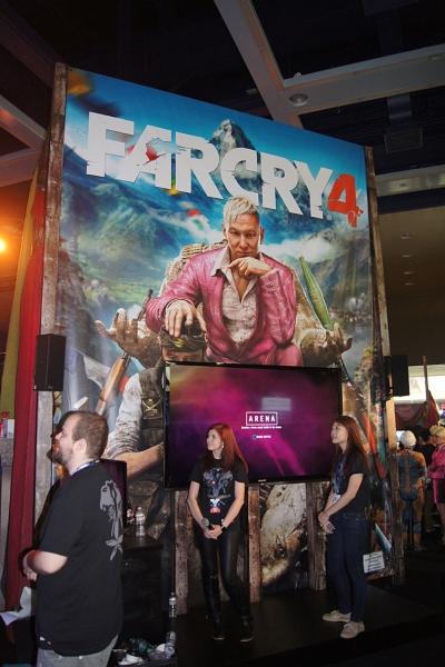 Artwork ke hře Far Cry 4